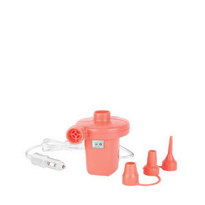 Sunnylife Car Air Pump Hot Coral