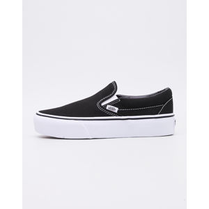 Vans Classic Slip-On Platform Black 39