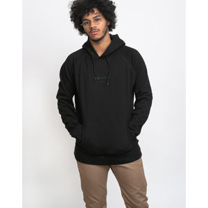 Rotholz Logo Hoodie All Black XS