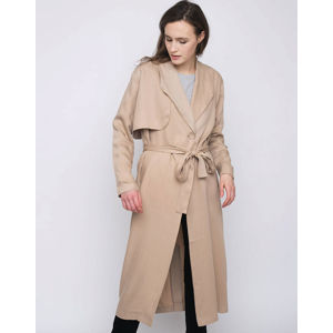 Dr. Denim Tanisha Trench Buff Beige L