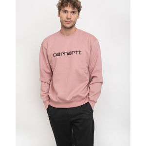 Carhartt WIP Carhartt Sweat Blush/Black M