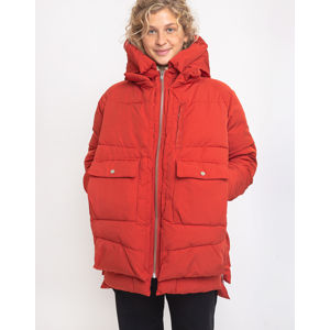 Embassy of Bricks and Logs Lyndon Down Jacket Dark rust M