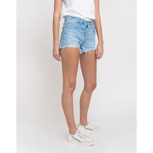 Levi's® 501® Original Short Light Indigo 25