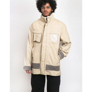 North Hill Military Parka Cream L