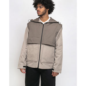 North Hill Two-Tone Waterproof Jacket Cream XL