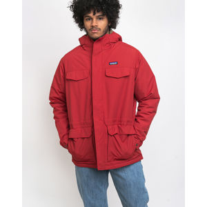 Patagonia Isthmus Parka Molten Lava L