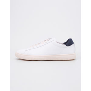 Clae Bradley White Leather 45