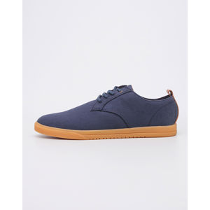 Clae Ellington Textile Deep Navy Canvas 45