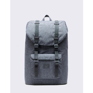 Herschel Supply Little America Mid-Volume Light RAVEN X