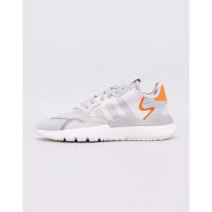 adidas Originals Nite Jogger Raw White/ Grey One/ Vapour Green 46
