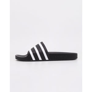 adidas Originals Adilette Black1 / White / Black1 46