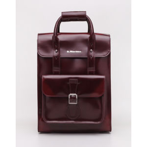 Dr. Martens Small Vegan Backpack Cherry Red Cambridge Brush