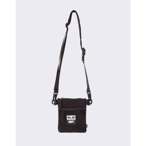 Obey Conditions Side Pouch Black