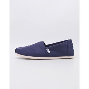 Toms Classic Navy Canvas 39