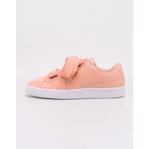 Puma Basket Heart Patent Dusty Coral-Dusty Coral 39