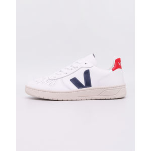 Veja V-10 Leather Extra White Nautico 39