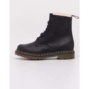 Dr. Martens 1460 Serena Black Burnished Wyoming 38