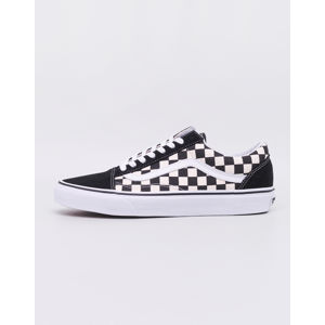 Vans Old Skool (Primary Check) Black/ White 43