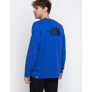 The North Face L/s Easy Tee TNF Blue XL