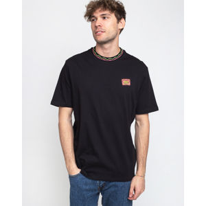 Lazy Oaf Wavy Neck Tee Black S