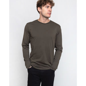 By Garment Makers The Tee LS 2643 Forrest Green XL
