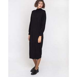 Edited Idoia Knit Dress Schwarz 40