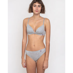 Tommy Hilfiger Padded Lounge Bra 004 Grey Heather S