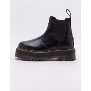 Dr. Martens 2976 Quad Black Polished Smooth 39