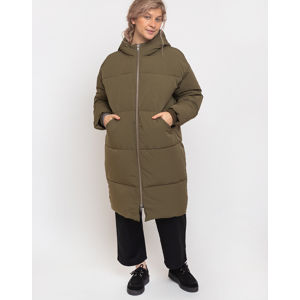 Embassy of Bricks and Logs Elphin Down Coat Olive L