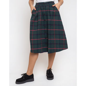 Lazy Oaf Feeling Kilty Skirt Green S