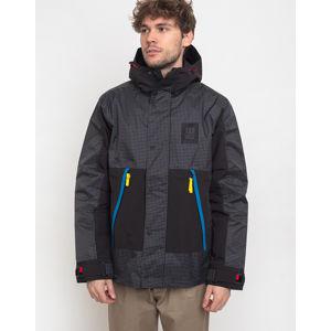 Topo Designs Subalpine Jacket Black/White Ripstop L