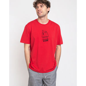 Lazy Oaf Lazy Oaf x Peanuts Red Dog House T-shirt Red S