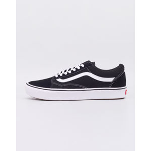Vans ComfyCush Old Skool Black/ True White 42