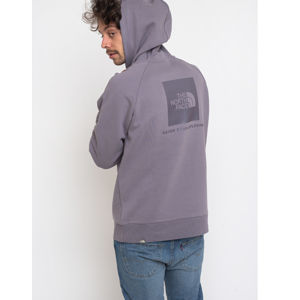 The North Face Raglan Red Box HD Coastal Grey S
