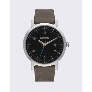 Nixon Rollo 38 Leather Black