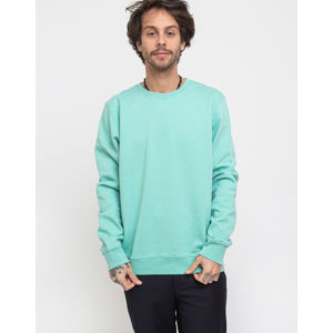 Colorful Standard Classic Organic Crew Faded Mint XS