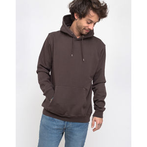 Colorful Standard Classic Organic Hood Coffee Brown S