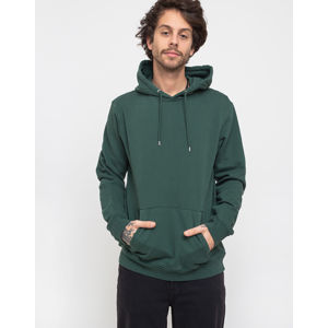 Colorful Standard Classic Organic Hood Emerald Green M