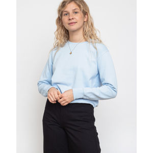 Colorful Standard Women Classic Organic Crew Polar Blue S