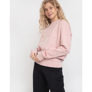 Buffet Rag Sweatshirt Rose L