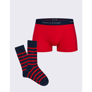 Tommy Hilfiger Everyday Pack 611 Tango Red L