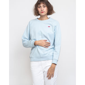 Levi's® Relaxed Crew Blue M