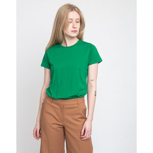 Colorful Standard Women Light Organic Tee Kelly Green L