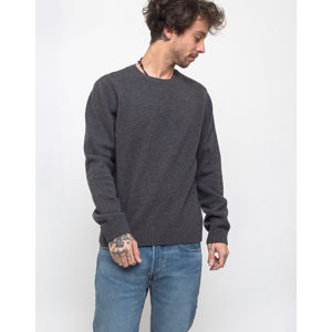 Colorful Standard Merino Wool Crew Lava Grey S