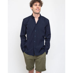 By Garment Makers The Organic Shirt Navy Blazer L