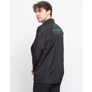Han Kjøbenhavn Coach Jacket Black Nylon XL