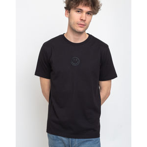 Rotholz Smiley T-Shirt Black/Black XL
