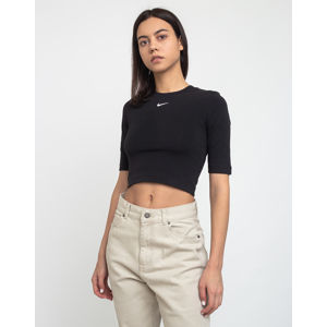 Nike Sportswear Essential Top Black/White S