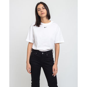 Nike Sportswear Essential Top White/Black XS