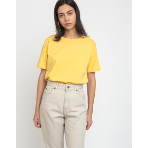 Makia Dusk T-Shirt Yellow L